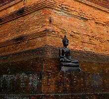 Buddha is everywhere- Thialand by Breanna Stewart