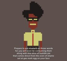 Moss. IT Crowd by Andrew Newton