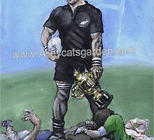 Rugby World Cup wishful thinking by Alleycatsgarden
