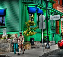 Lunenburg Colours by Roxane Bay