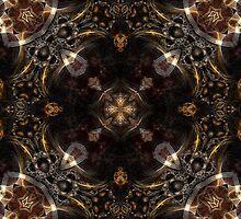 Arc Cross Of Gold by xzendor7