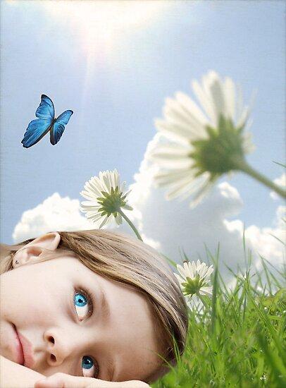 Childhood Dreams.... by Carol Knudsen