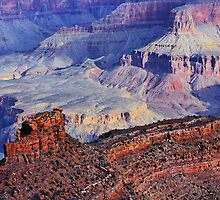Canyon Spectacle by Harry Oldmeadow