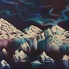 Northern Lights by Beverley  Johnston