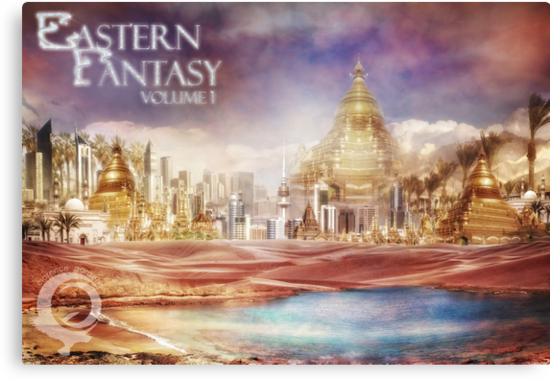 Eastern Fantasy - Volume One by Clarence  Gardener