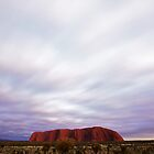 Uluru Cloud Race by Milton Gan