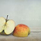 an apple a day... by Iris Lehnhardt