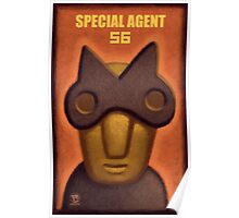 Special Agent 56 Poster
