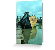 Bow Reflections Greeting Card