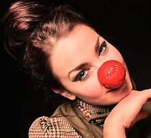 More red nose shoot by Ian Coyle