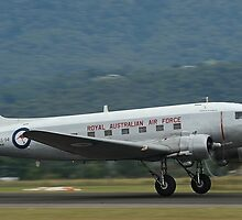 C47 Dakota A 65-94 by Barry Culling