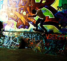 Leeside Skatepark in East Vancouver by coltonlabou