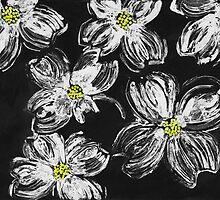 Dogwood Flowers by Danielle Cardenas