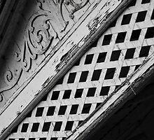 Mayday Hills Detail I by Jane Keats