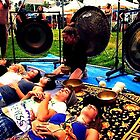 evolvefest gong by GongThePlanet
