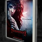 Necromancer Book Cover Design by Adara Rosalie