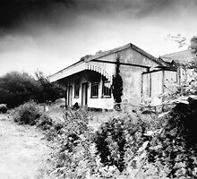 Abandoned Station, Desert, West Cork, Ireland by 2cimage