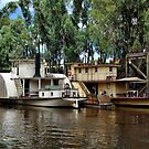 Moored by Steven  Agius