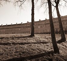 The Royal Crescent, Bath, England by miradorpictures