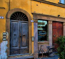 Le Chiacchere Snackbar - Lucca,  Italy by T.J. Martin