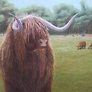 Highlander by Heather Ward