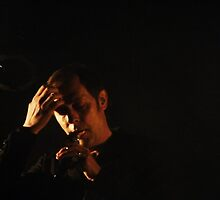 Peter Murphy by trublu