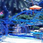 The Blue streak by Deborah Clearwater