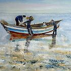 Going Fishing by Sue Nichol