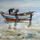 Going Fishing by Sue Nichol