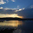 Gosford Sunset #1 by AmyBonnici