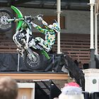 We have lift off.... Adelaide Clipsal 500. by DaveZ