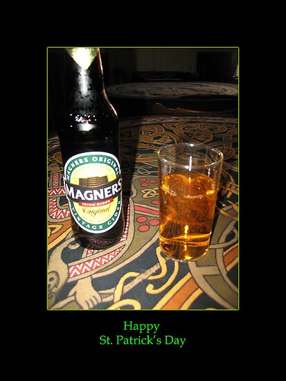 Magners on March 17th. by Theodore Kemp