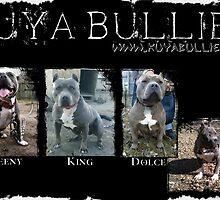 KuYa Bullies by AdJuStCreations