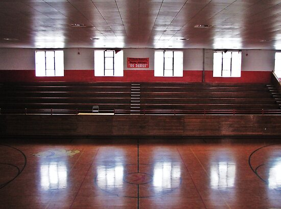 High Polish...Gym. Kimberly, Idaho...Built 1946 by trueblvr