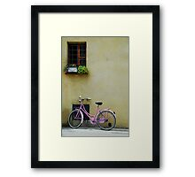 Details from Tuscany Framed Print