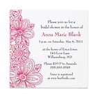 Bridal Shower Invitations by krtdesign