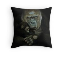 Loved Throw Pillow