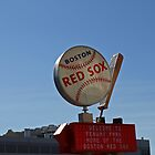 BOSTON RED SOX! by Lee d'Entremont