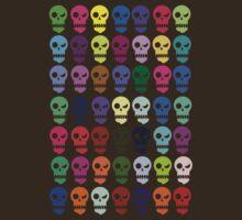 Salt Tax Grumpy Bones - Rainbow by terriblecomfort
