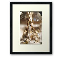 The Silver Spoons © Vicki Ferrari Photography Framed Print