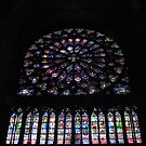Notre Dame window. by machka