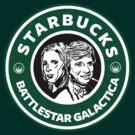 Starbucks BSG by Nana Leonti