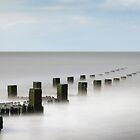 Groyne Number 11, Hunstanton, Norfolk by DaveTurner
