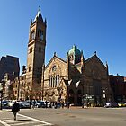 Old South Church  - Boston, MA by Lee d'Entremont
