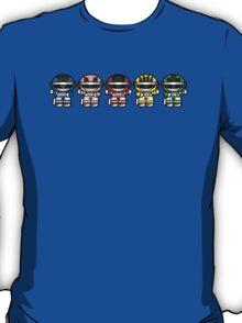 Chibi-Fi Bioman T-Shirt
