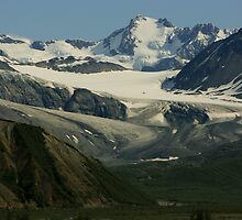 Glacier - Alaska by Melissa Seaback
