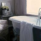 """Tub in Grey"" by Patti Siehien"