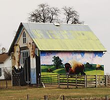 Another American Gothic View by lorilee