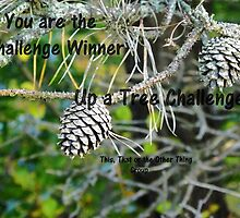Up A Tree Challenge Winner by quiltmaker