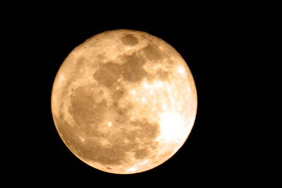 Super Moon 2011 by George Lenz